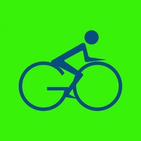 Bicycle Template Logotipo