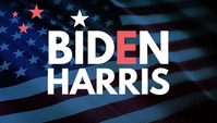 Biden Harris Victory Blog Header Video template