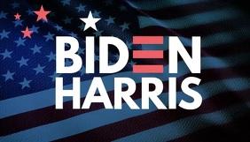 Biden Harris vote for president 2020 video template