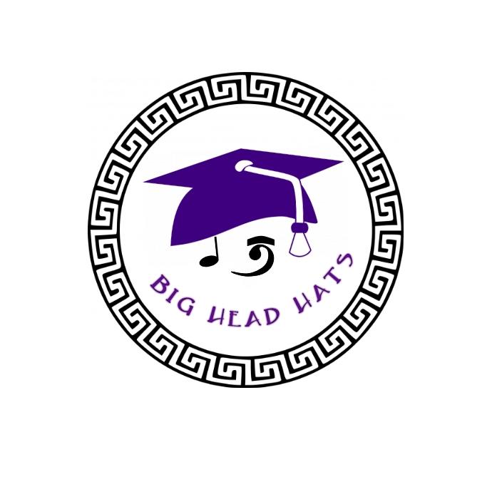 Big Head Hat Logo #2