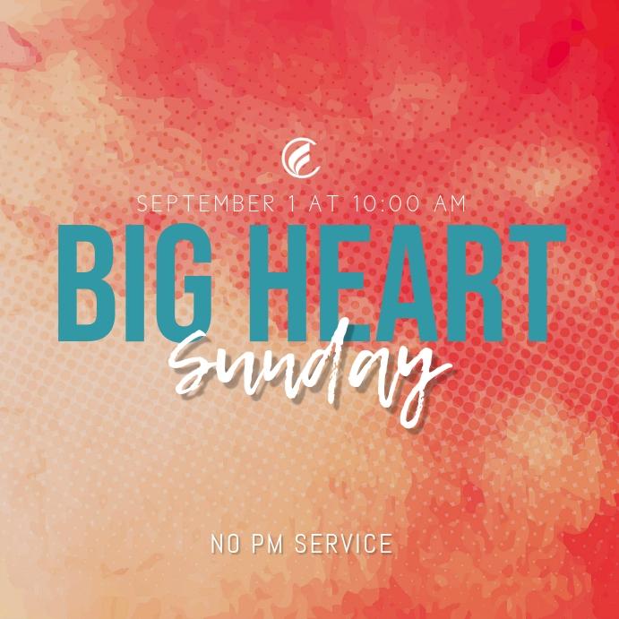 Big Heart Sunday