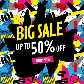 Big Sale Ad