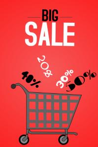 Big sale chart poster