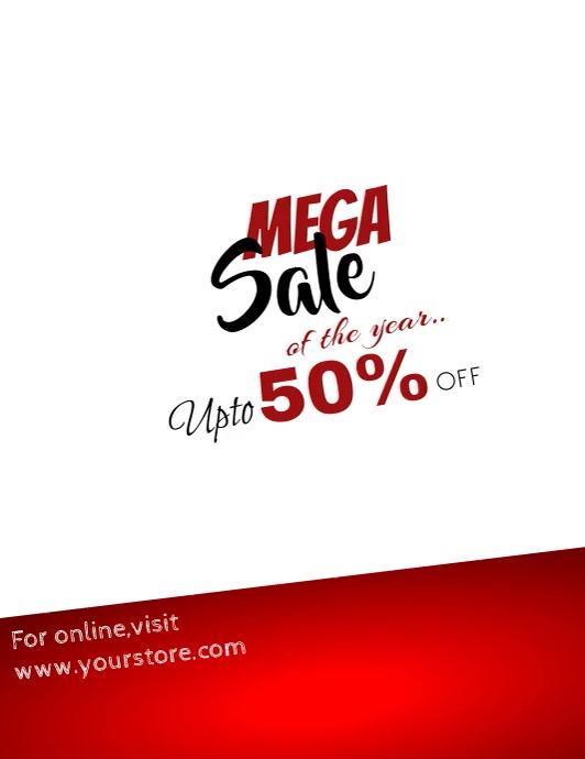 Big Sale Flyer Video