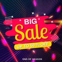 Big Sale Instagram Promotional VideoPromotion