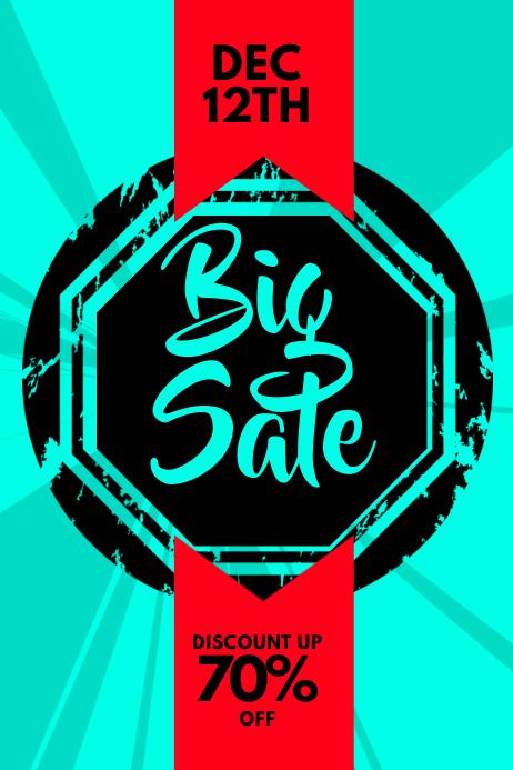 Big Sale Flyer