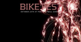 Bike Fest Facebook Post Video Template