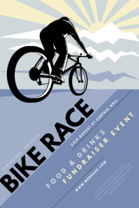 200 customizable design templates for race postermywall