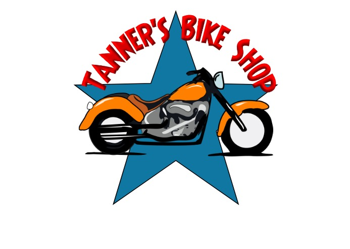 Bike Shop Postal template