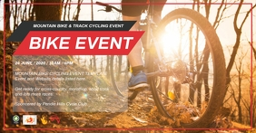 Bike Trail Event Template