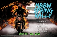 Bike Week Rally