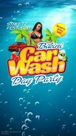 Bikini Car Wash Video Post