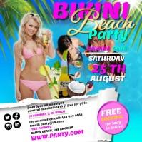 Bikini party video1