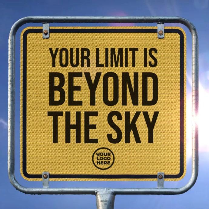 Billboard Motivation Video Ad
