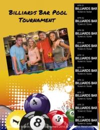 Billiards Pool Tournament