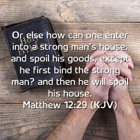 Binding Prayers Design