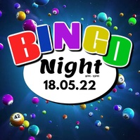 Bingo Night Games Fun Win Prizes Play Video