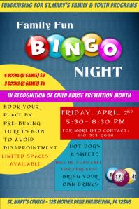 Bingo Night Poster