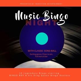 Bingo Night Video Template
