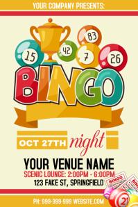 Bingo Poster