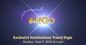 Bingo Template Ibinahaging Larawan sa Facebook