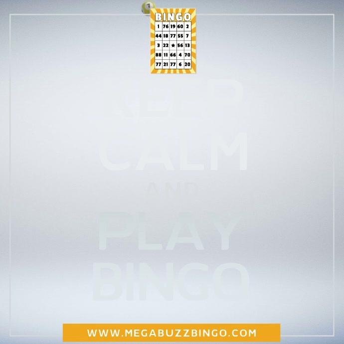 Bingo Video Promo Template