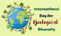 Biological Diversity Etiqueta template