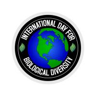Biological Diversity Logo template