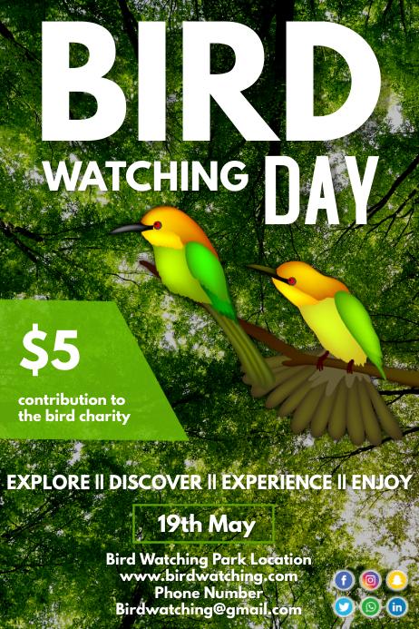 Bird Watching Day