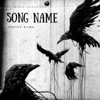 birds ENEMY mixtape cover video template Okładka albumu