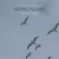 birds mixtape album cover Video template Okładka albumu