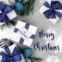 Christmas,new year,event,sale Instagram Post template