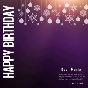 7740 Customizable Design Templates For Birthday Card