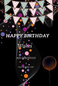 Birthday Графика Tumblr template
