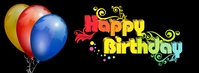 Birthday Facebook Cover Photo template