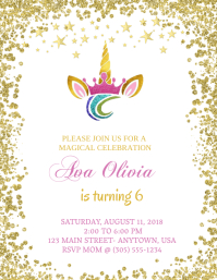 5540 Customizable Design Templates For Birthday Invitation