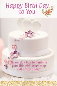 birthday flyer,small business flyer