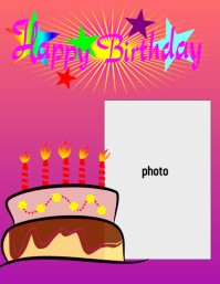 birthday templates