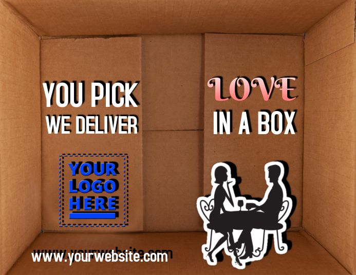 Birthday Gift Delivery Template