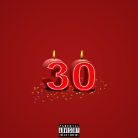 Birthday Mix - 30 ปกอัลบั้ม template