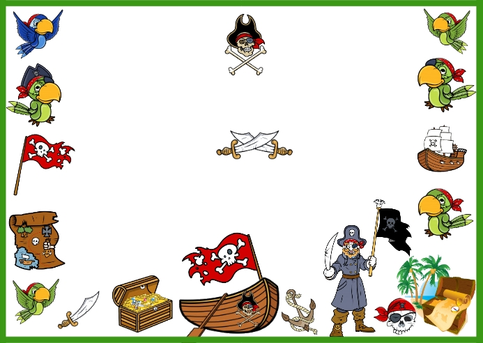 Birthday - Pirate Party