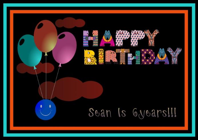 Birthday Postcard Template Postkort