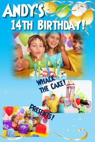 Andy - 14th Birthday