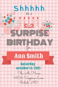 poster birthday
