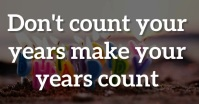 Birthday Quotes Facebook Shared Image template