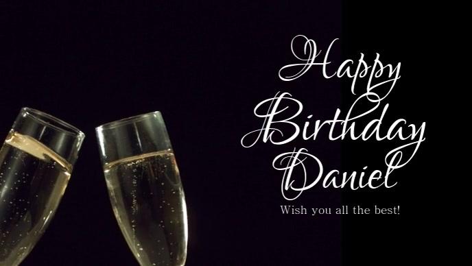 Birthday Video Greeting celebration cheers