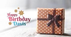 Birthday Video Template