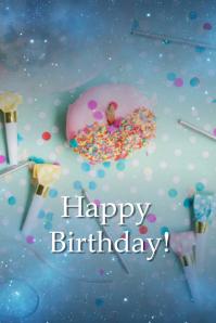 Birthday wishes 044 Gráfico de Tumblr template
