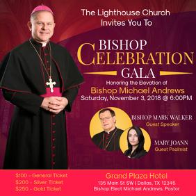 Bishop Celebration Gala