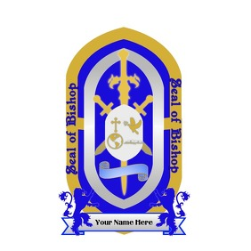 Bishop Seal logo